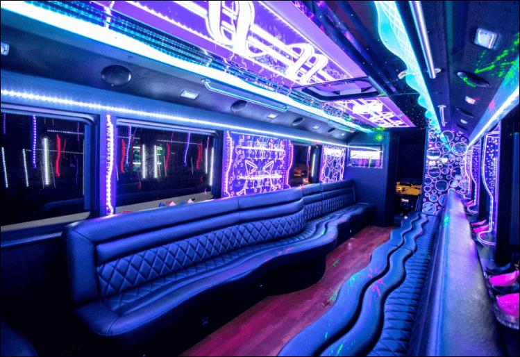 el paso limousine bus services