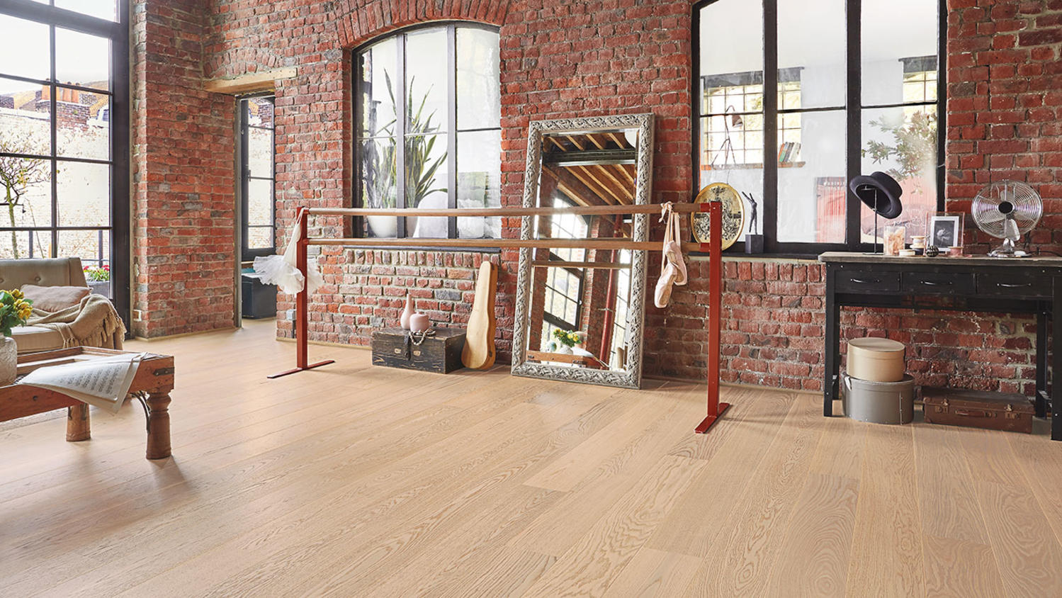 The Right Flooring for Your Space